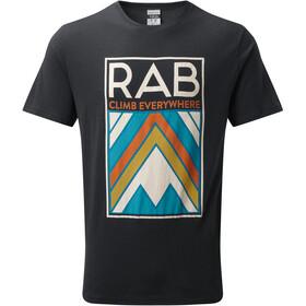Rab Stance Aztec T-shirt Homme, beluga
